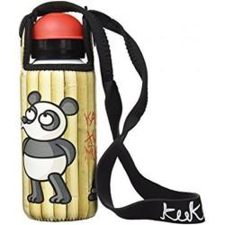 """Gourde + Housse """"Panda"""" Laken"""