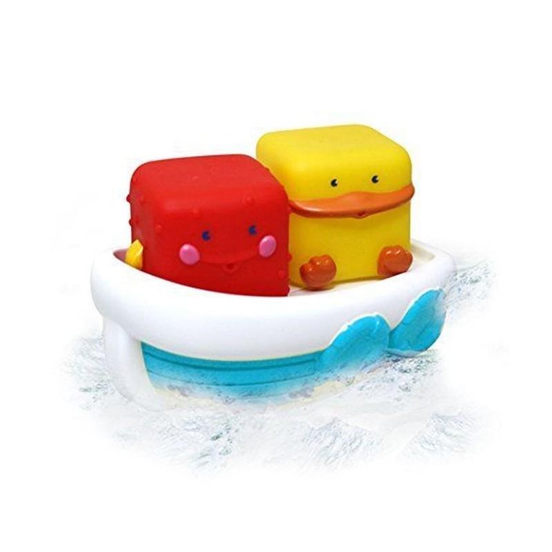 Jouet de bain BATEAU ARROSEUR Infantino BKIds