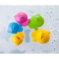 5 Moules canards pour eau
