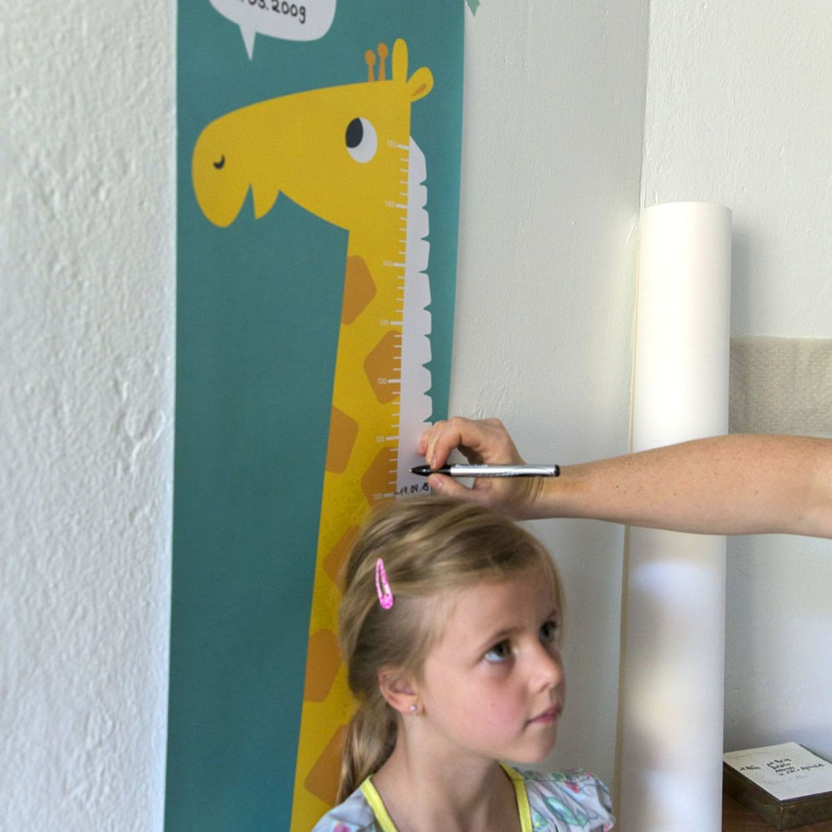 "Toise ""girafe"""