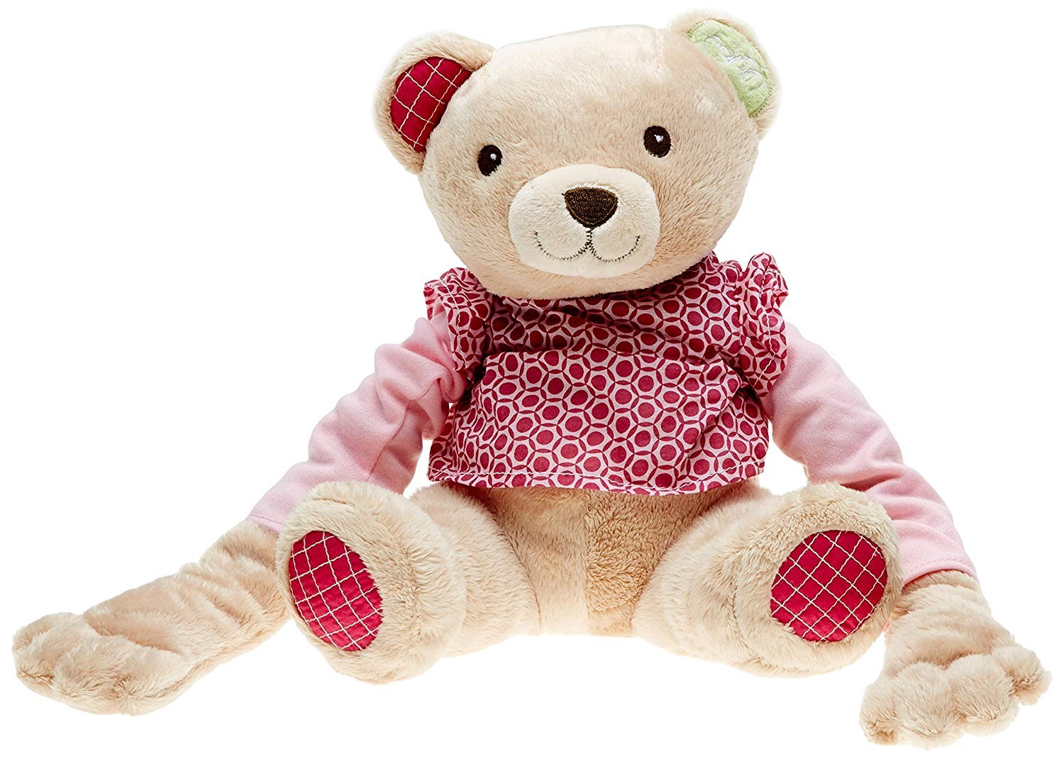 Doudou peluche Rock Rose...