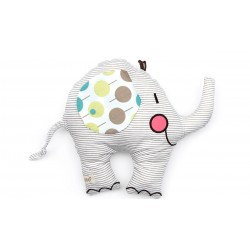 Doudou 'éléphant' 100 % Coton