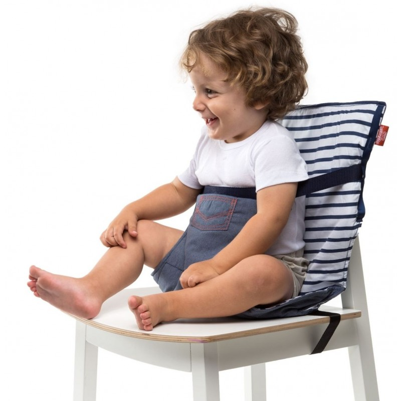 Chaise Nomade Réversible Denim Edition Baby To Love
