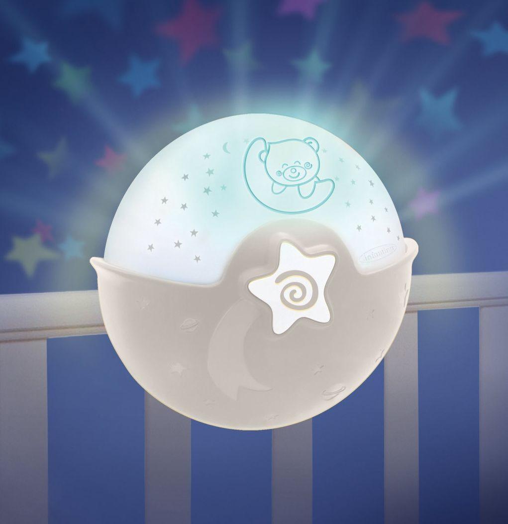 Veilleuse Projecto Lampe Bleue