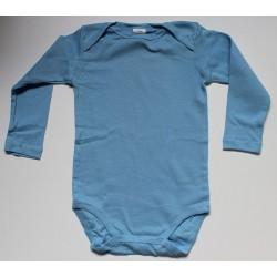Body uni bleu 24 mois