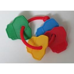 Hochet anneau et clés 'SimbaToys'