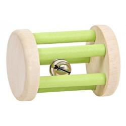 Hochet Grelot Vert