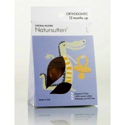 Sucette orthodontique 'Natursutten' 12 mois et +