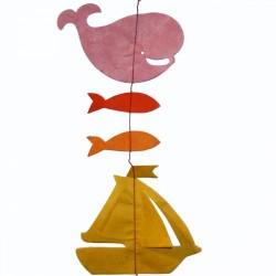 Guirlande 'Régate' Multicolore