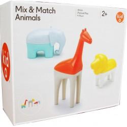 """Animaux Mix & Match """"Kid O"""""""