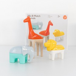 "Animaux Mix & Match ""Kid O"""
