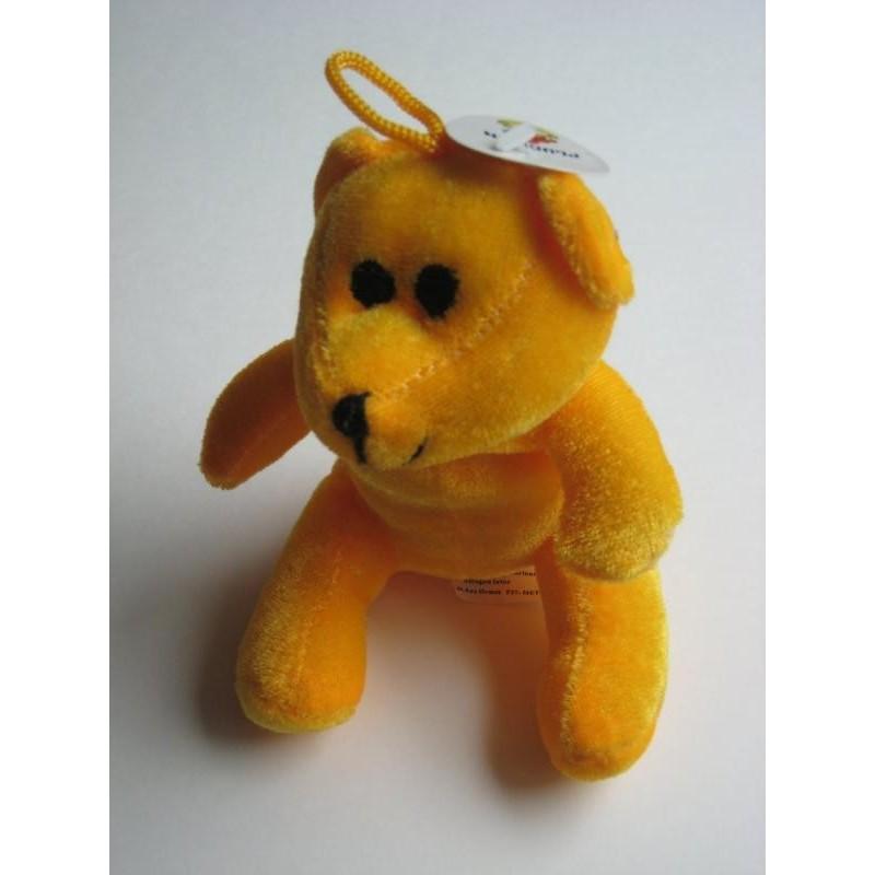Mon petit ours orange 'Pluchon'