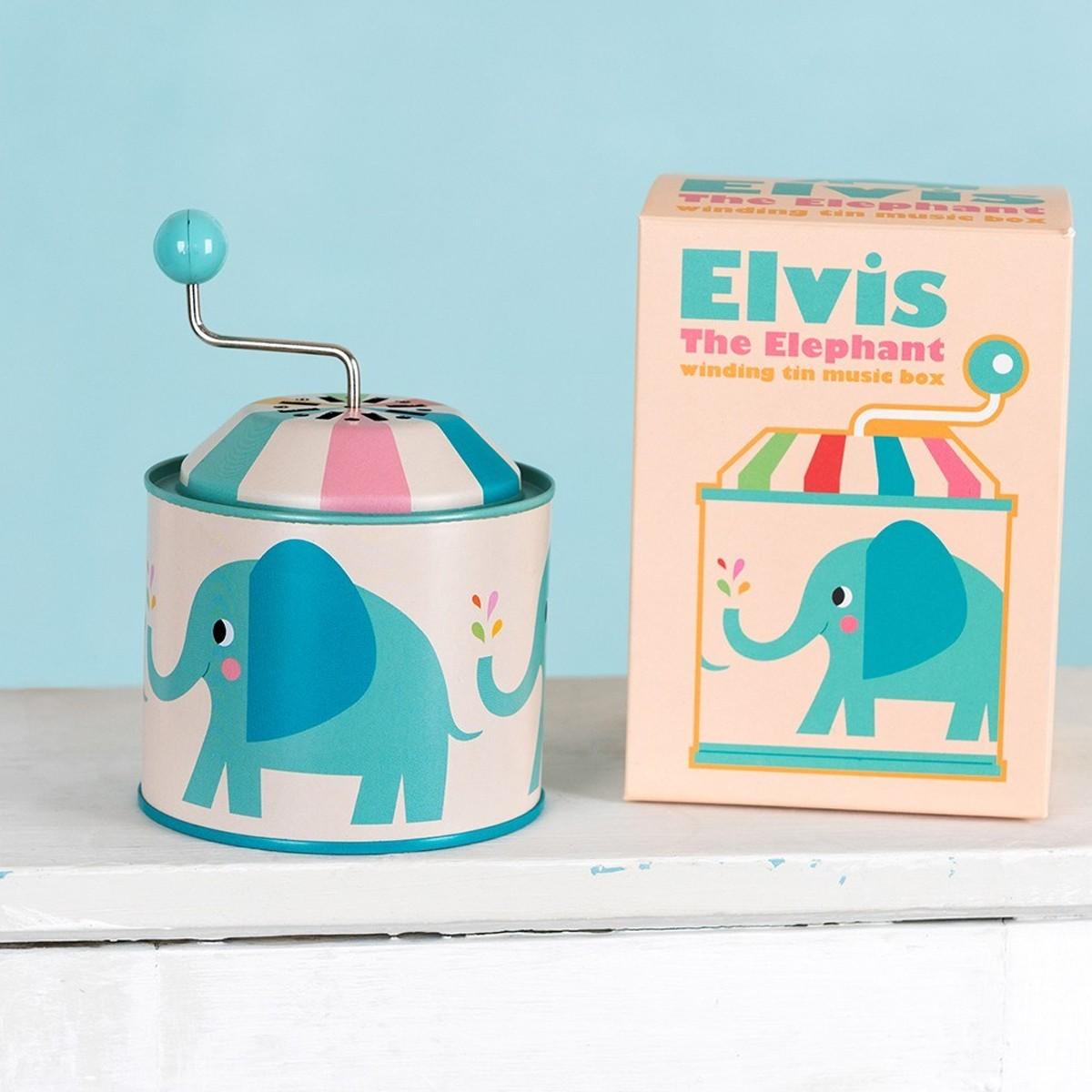 Boite à musique Elvis...