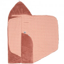 Couverture nomade Trendy Rose