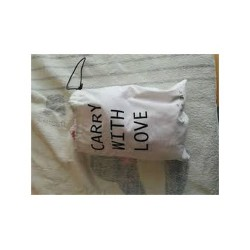 Protection en coton extensible multifonction Rayée gris-blanc