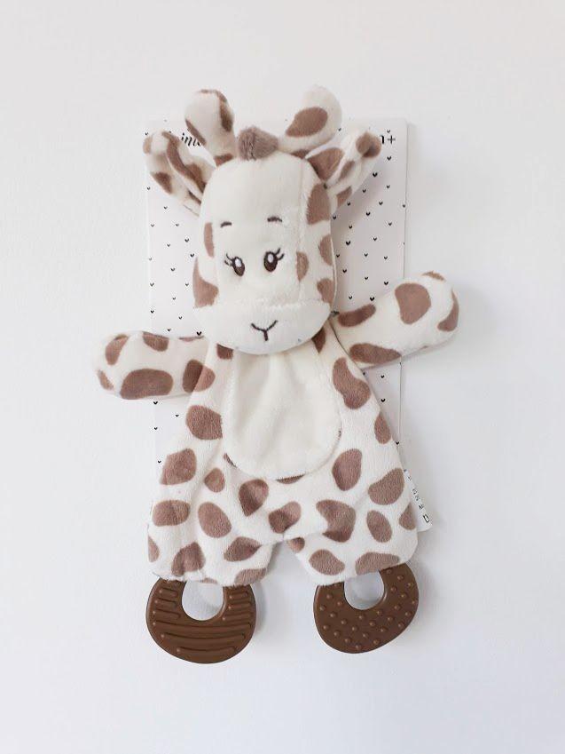Doudou multifonction  'Girafe'