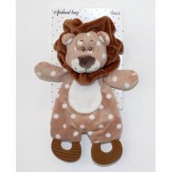 Doudou multifonction  'Lion'