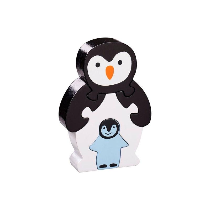 Puzzle en bois Pingouins