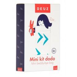 Kit dodo Bleu pour doudou
