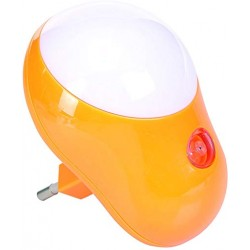 Veilleuse automatique orange