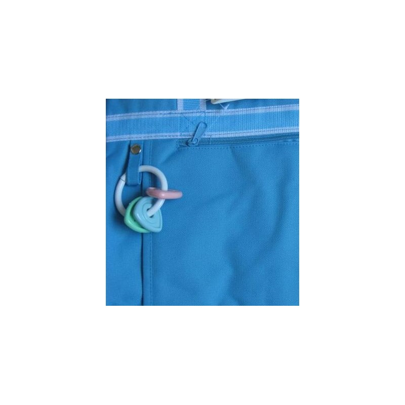 Premier petit hochet bébé (vert, bleu, rose)