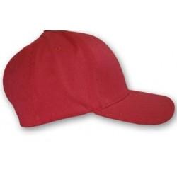Casquette rouge pour enfant
