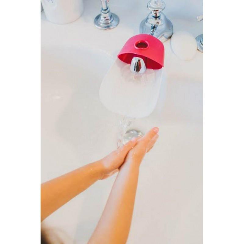 Extensions de robinet Lot de 2 Gris-Rose