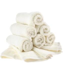 Lingettes lavables par 8