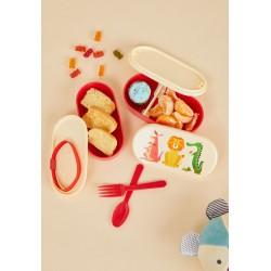 Boite à lunch-Bento Colourful Creatures