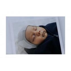 Bonnet de naissance Coton