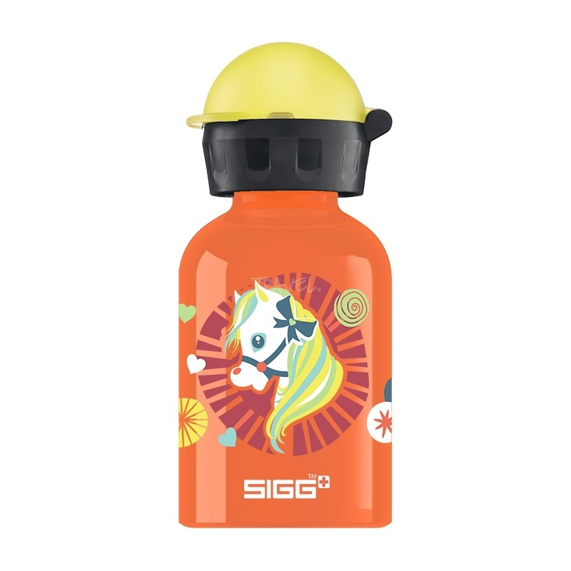 "Gourde orange ""Shetty"" 300 ml"