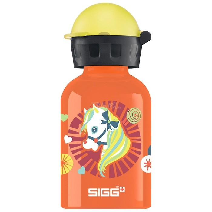 "Gourde orange ""Shetty"" 300 ml"