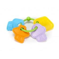 Hochet à clés 'Green Toys'