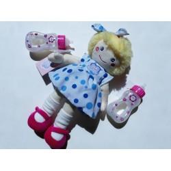 Biberon magique pour poupée