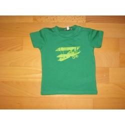 Tee-shirt vert 'In Extenso' 9 mois