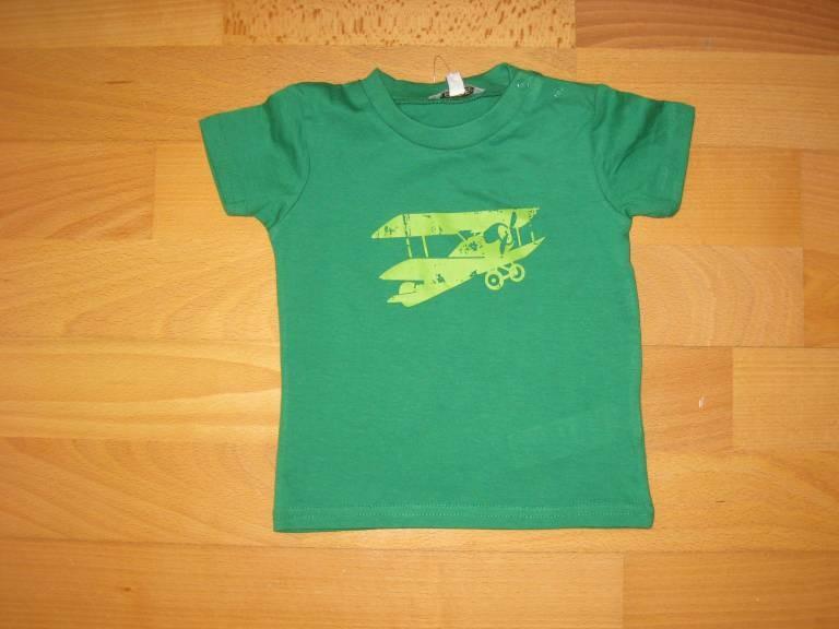 Tee-shirt vert 'In Extenso'...