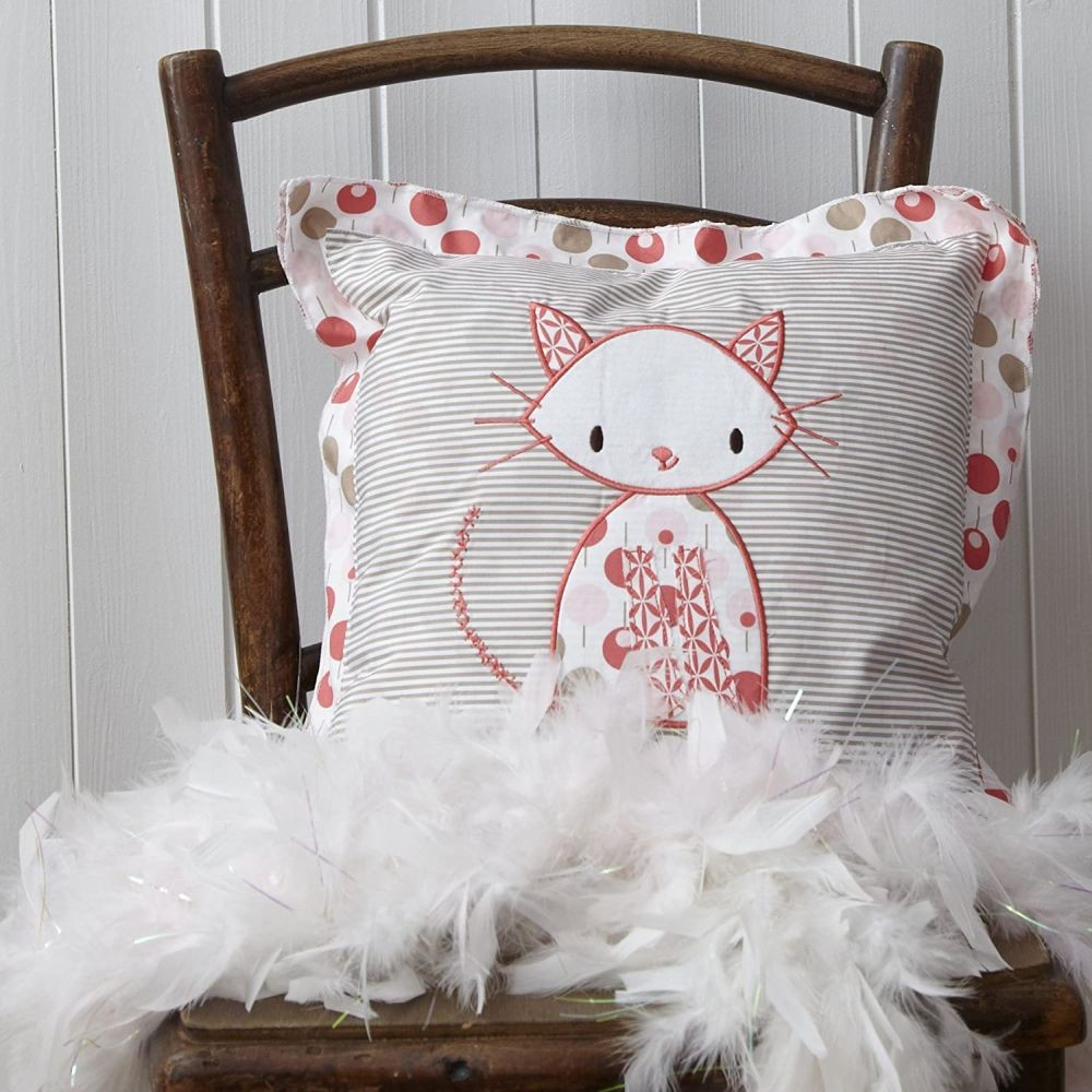 Coussin Cat 'chat'
