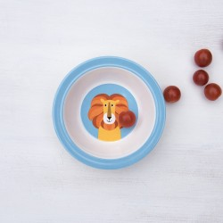 Bol en Mélamine Lion
