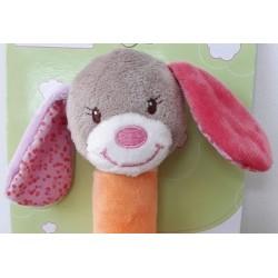 """Hochet sensoriel """"Le lapin"""""""