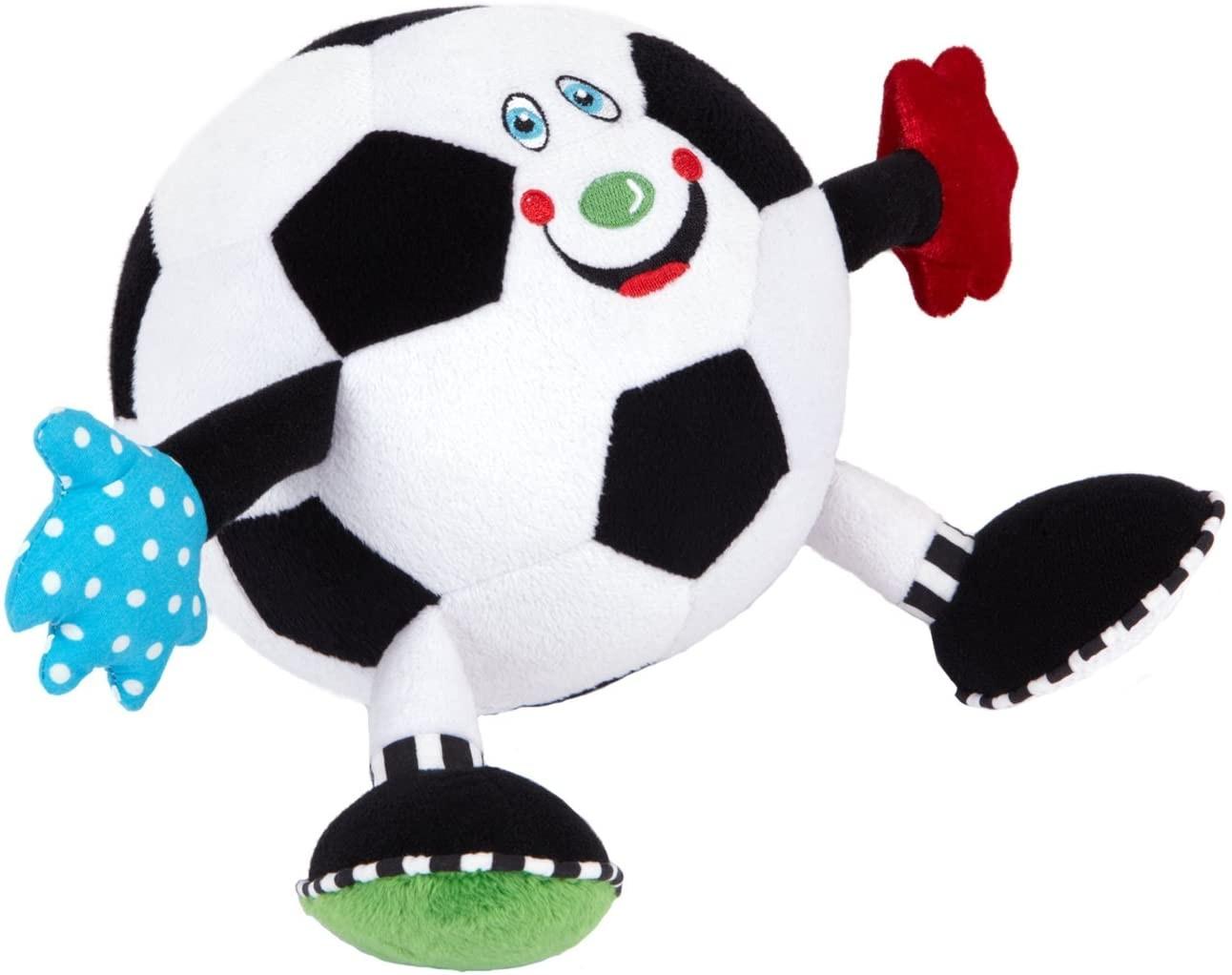 Mon premier ballon de foot...