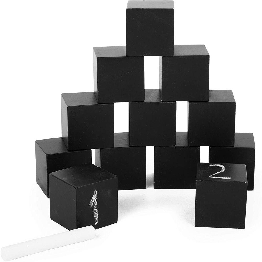"""Cubes """"Ardoise"""""""