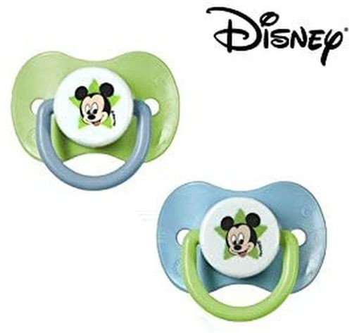2 sucettes silicone DISNEY...