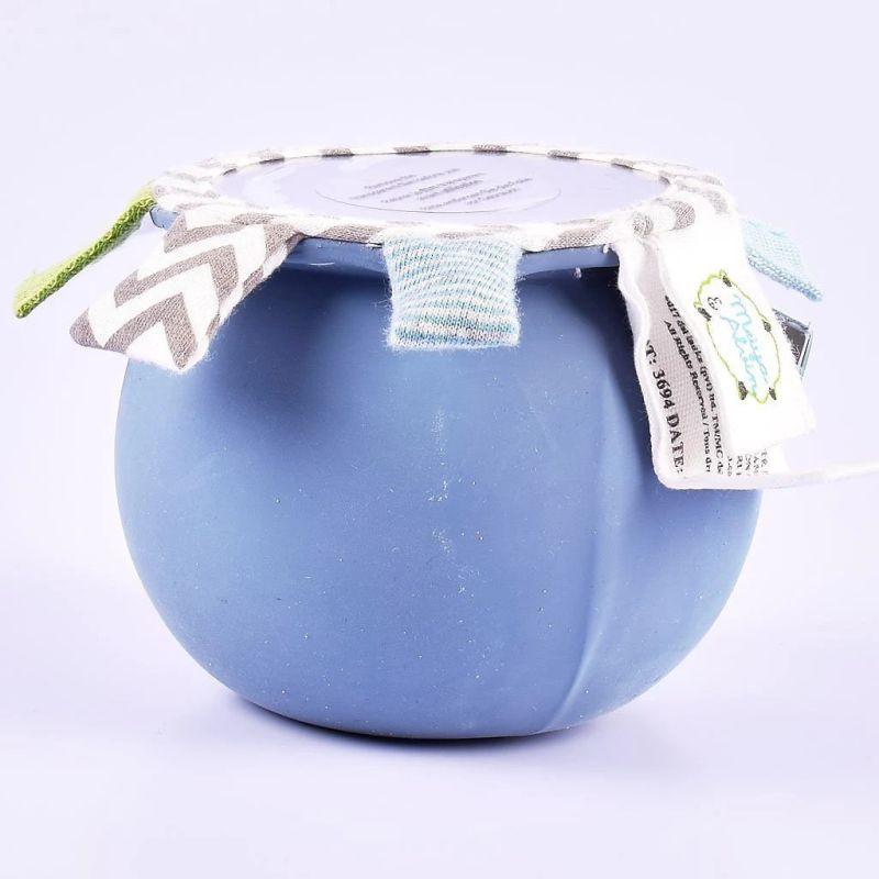 Ballon d'activités bleu
