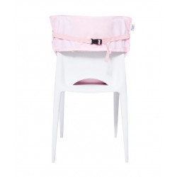 Chaise Nomade Réversible Etoiles Roses