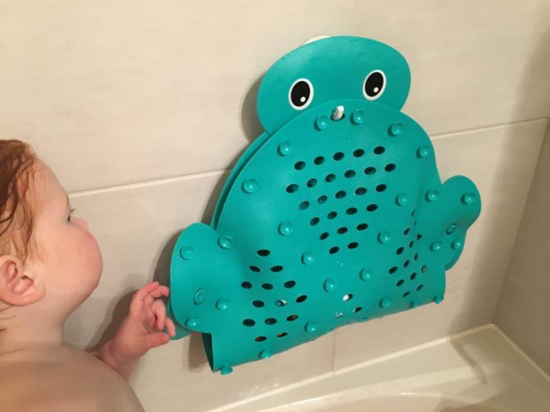 Tapis de bain et rangement...