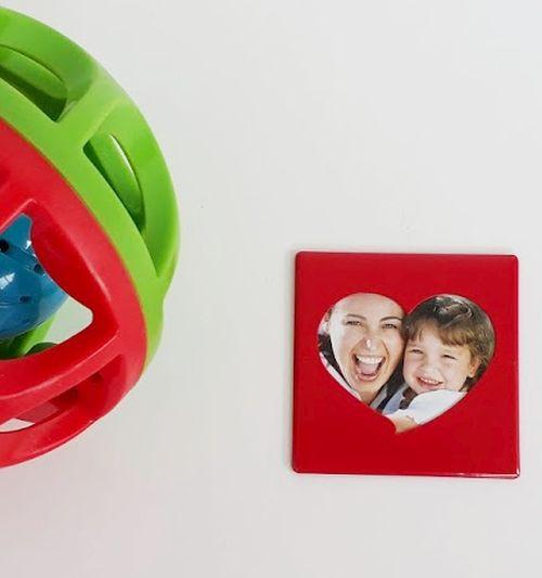 Mini cadre photo magnétique...