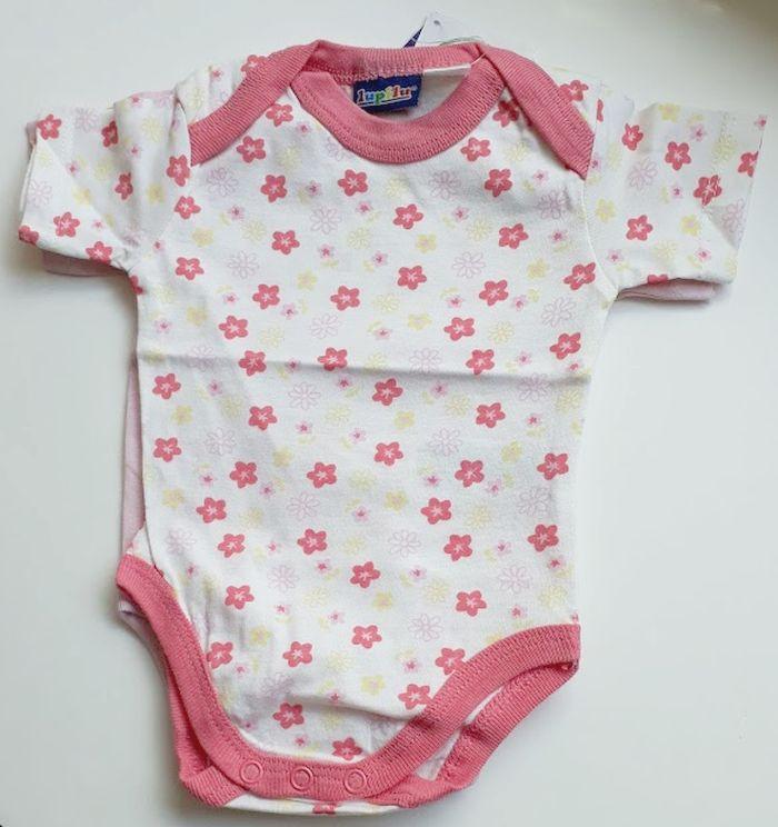 Body bébé en coton bio...