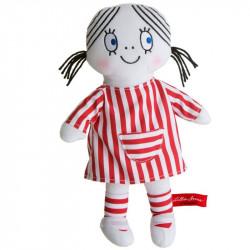 Hochet poupée 'Lilla Anna'