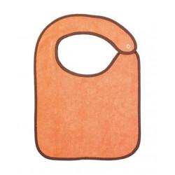 Bavoir orange