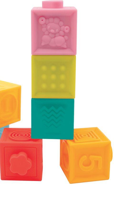 6 Cubes Souples